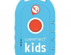 Le traceur GPS pour enfant – Weenect Kids