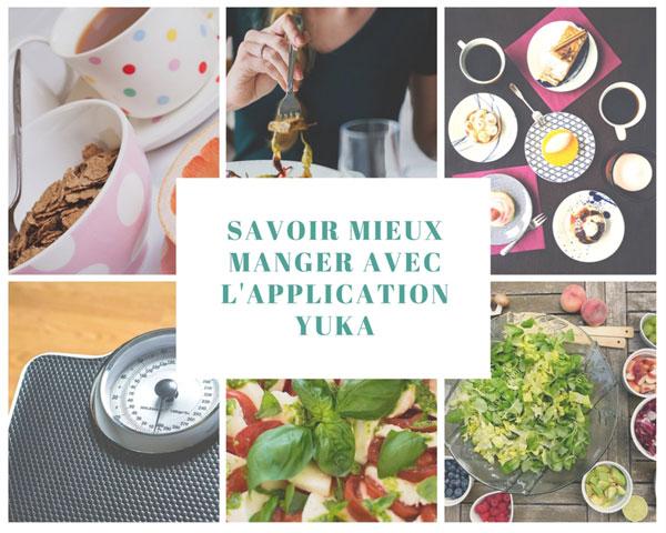 Savoir mieux manger avec l'application Yuka