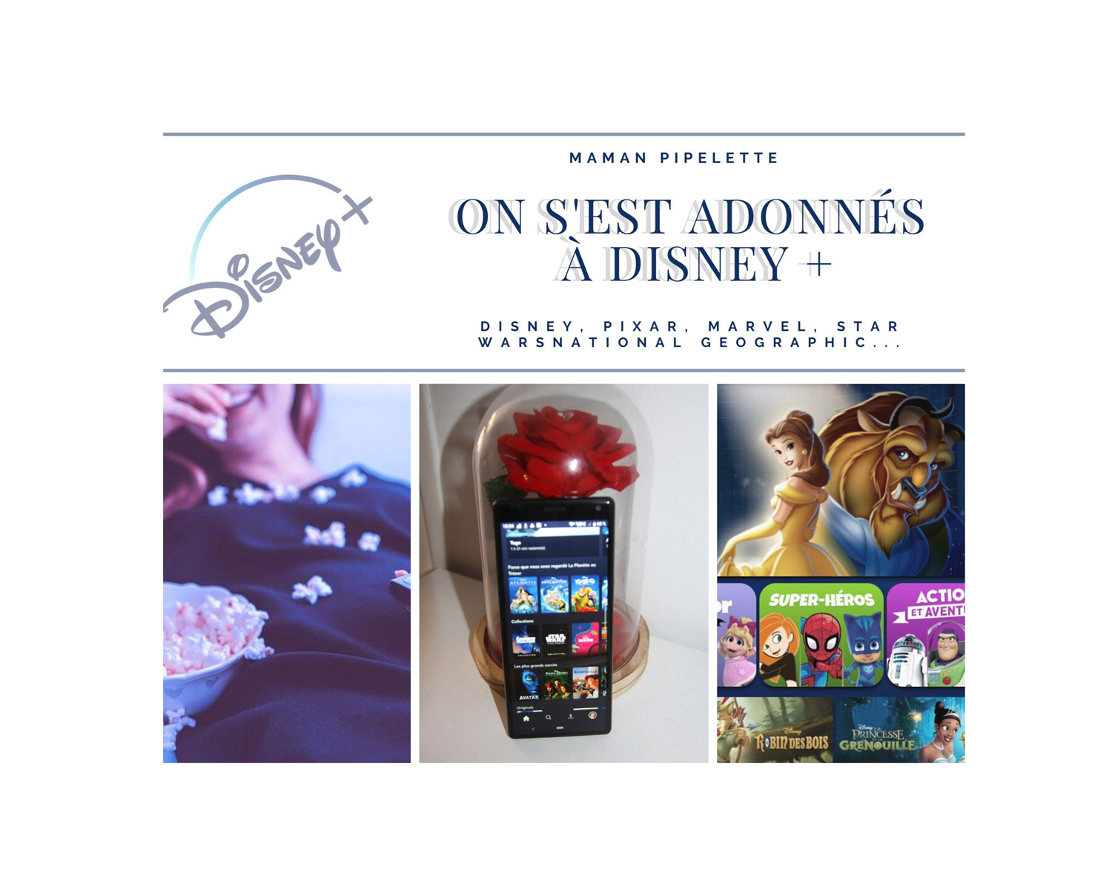 On est abonnés à Disney +