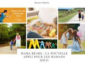 Mama Bears : la nouvelle appli pour les mamans solo
