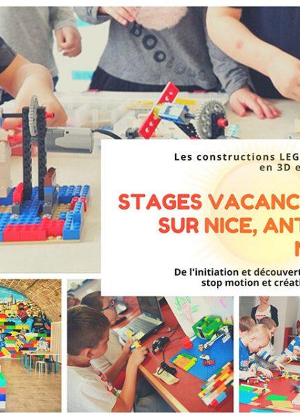 Bricks 4 Kidz Nice : Stages été pour enfants